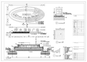 CAD施工图纸
